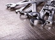 clés anglaises mécanique